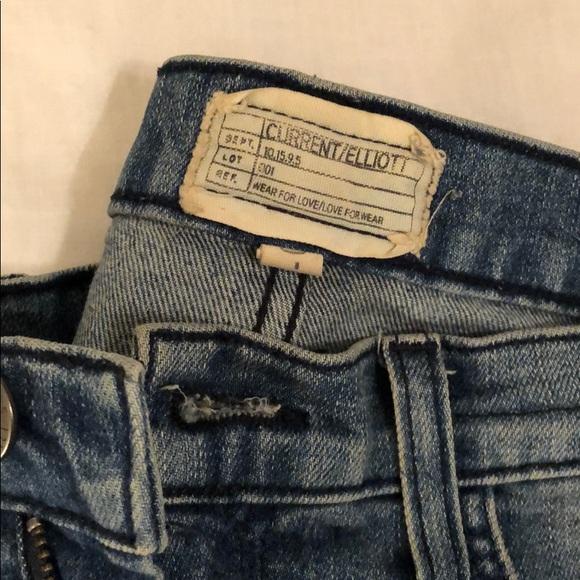 Current/Elliott Denim - Current Elliott jeans